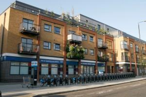 Chapter House 18 Dunbridge Street London E2