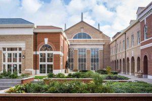 DNRC, Loughborough, John Simpson Architects