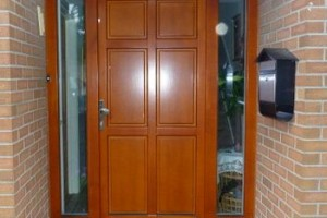 Euro78 Classic timber door