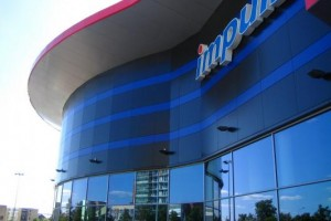 "Impuls sports center, ""Reynaers"" aluminium systems CW 50 HL; CS 68; CS 59 Pa"