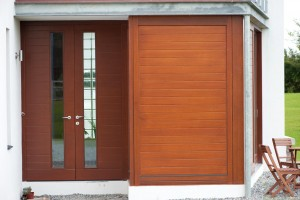 Meranti Entrance doors_Teak- Aframosia stain
