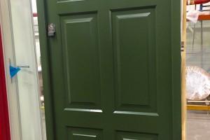 Traditional Casment Entrance doors Meranti