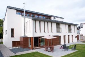 Wood windows and lift&slide doors