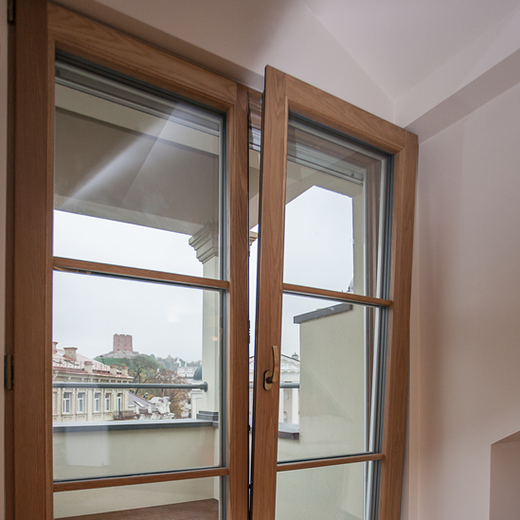 Timber window tilt&turn