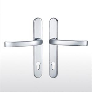 Chrome handle
