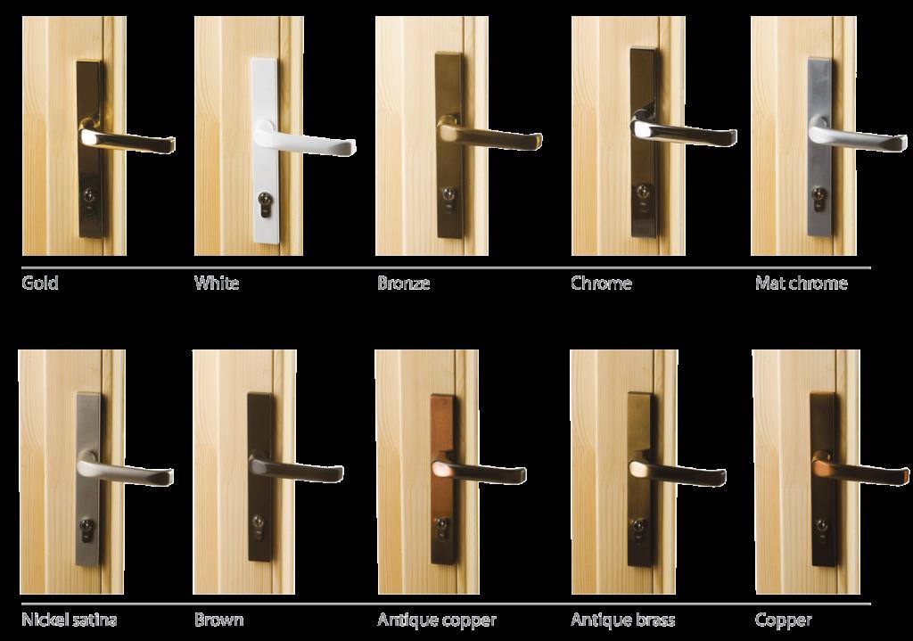 EURO door handles