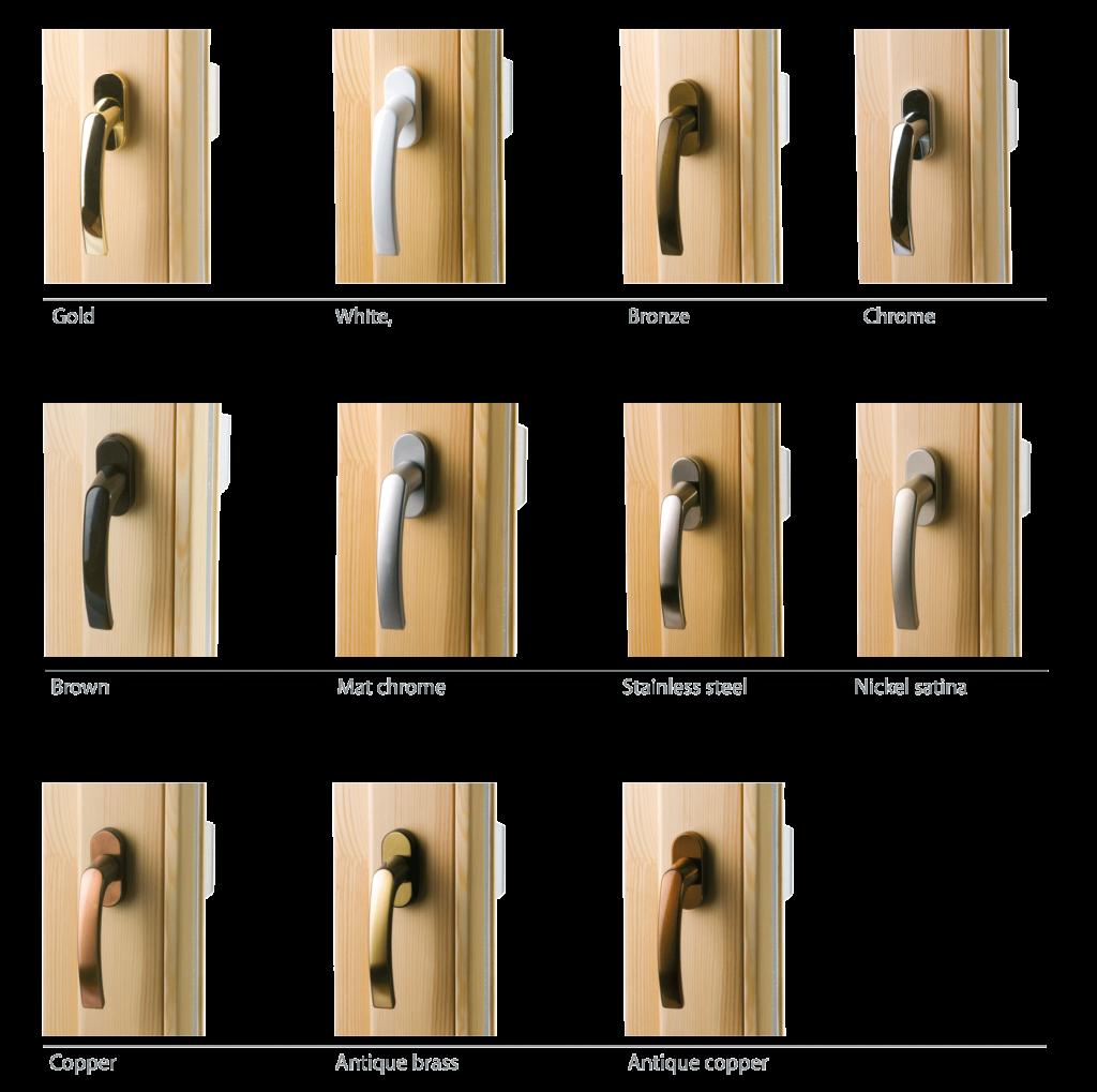 EURO window_terrace_folding door handles