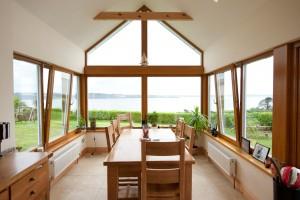 Euro timber tilt&turn windows