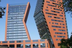 """K&D building, """"Reynaers"""" aluminium systems CW 50, CS 68"""