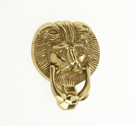 Lions head knocker