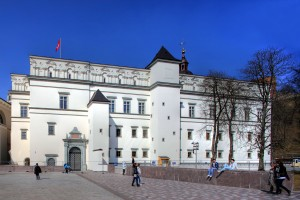 Palace of the Grand Dukes of Lithuania_special conservation Euro windows and doors by Megrame