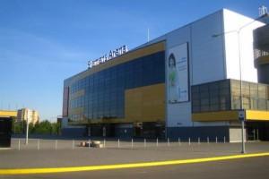 "Siemens Arena ""Reynaers"" aluminium systems CW 50; CS 59"