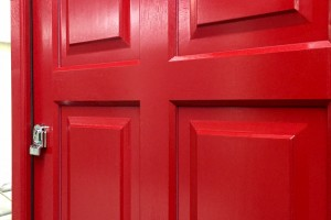 Traditional timber Casement door with Winkhaus Heritage lock