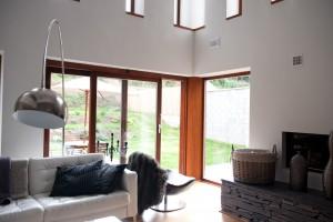 Wood lift&slide doors
