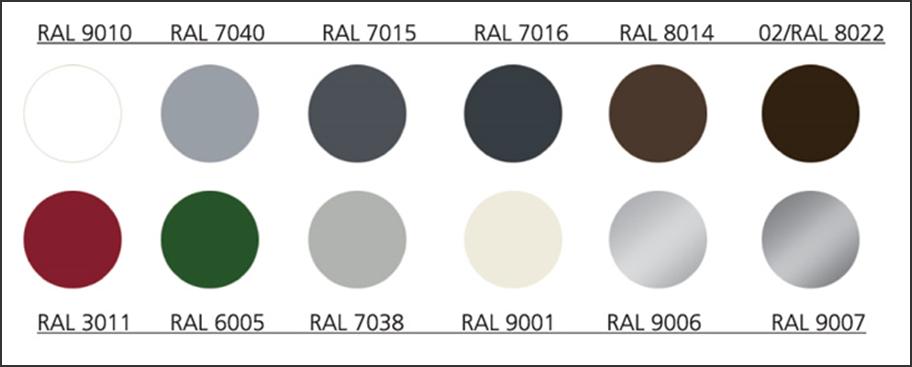 acryl-palete