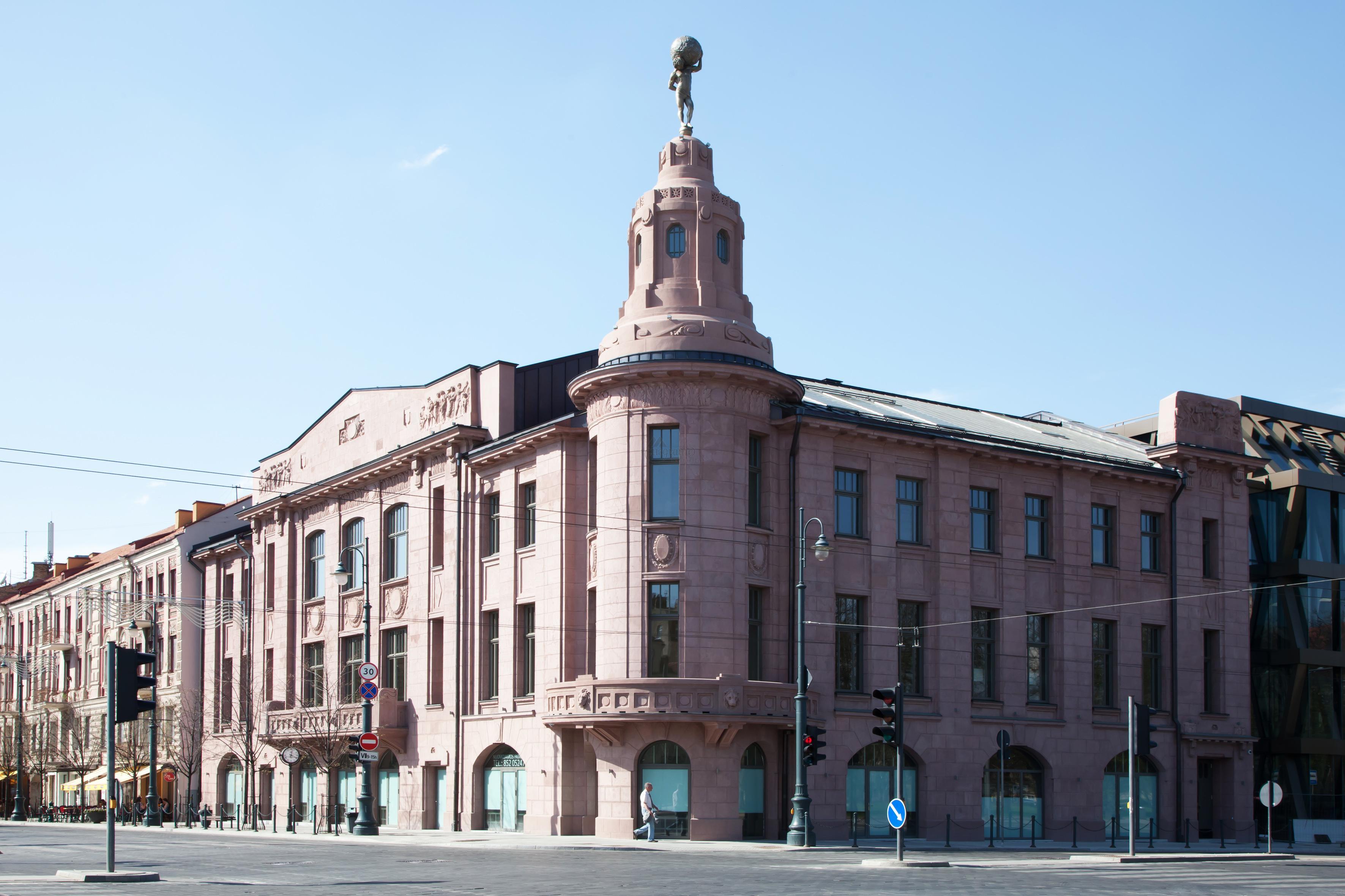 Historical Merchants Club Megrame